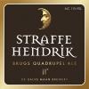 Straffe Hendrik Brugs Quadrupel Bier 11°