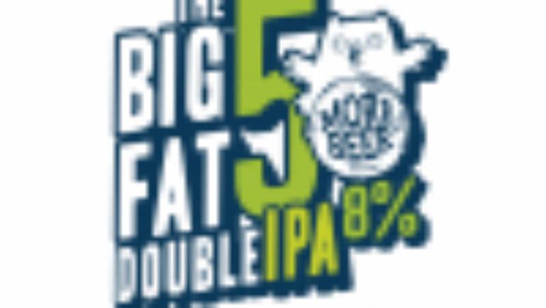 The Big Fat 5 Double IPA