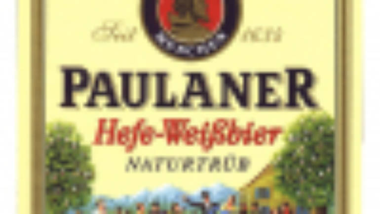 Paulaner Hefe-Weißbier / Hefe-Weizen / Weissbier