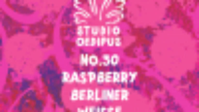 Studio Oedipus No. 30 – Raspberry Berliner Weisse