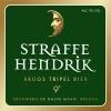 Straffe Hendrik Brugs Tripel Bier 9°